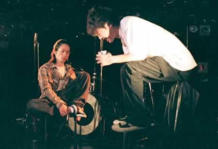 「四人の為の独白」公演