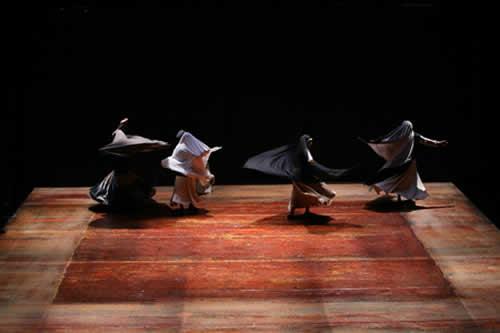 「囚われの身体たち」公演1