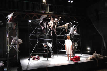 「Angels in America」公演