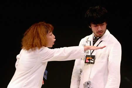 「青ノ鳥」公演