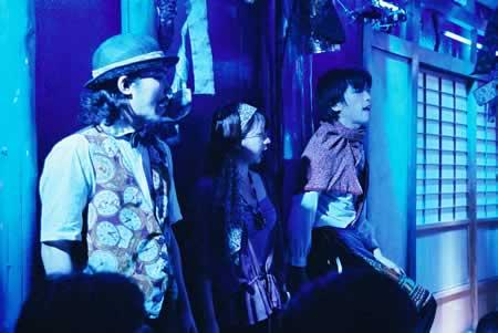 「隕石」公演