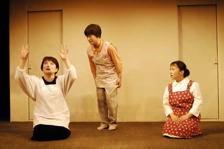 「お床と女」公演2