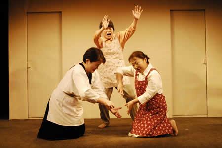 「お床と女」公演4