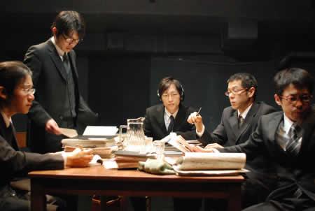 「東京裁判」公演1