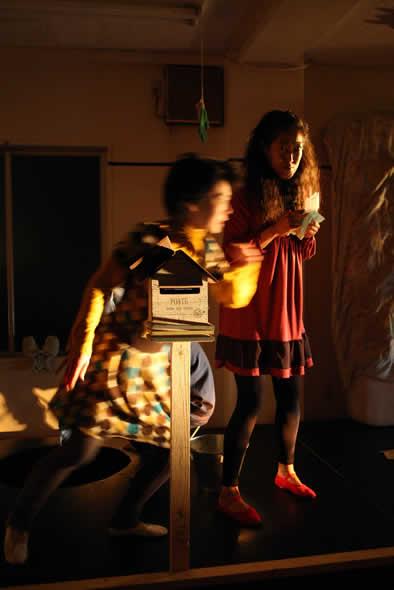 「四姉妹」公演2