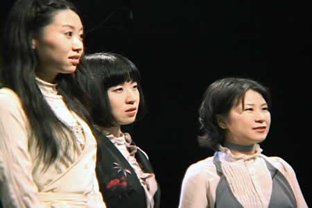 「三人姉妹」公演