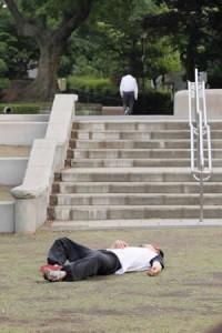 「Zoo Zoo Scene」公演。撮影=飯田研紀(IIDA kenki)提供=急な坂スタジオ