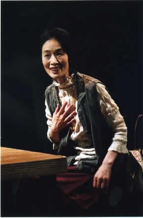 「田中さんの青空」公演5 撮影=宮内勝
