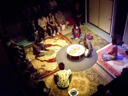 「一月三日、木村家の人々」公演から
