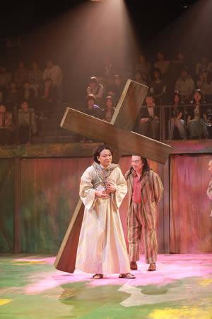 「桜姫」現代版公演