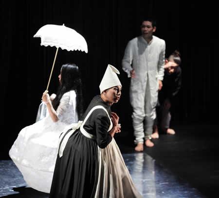 「旅とあいつとお姫さま」公演