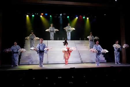 「水晶の夜」公演