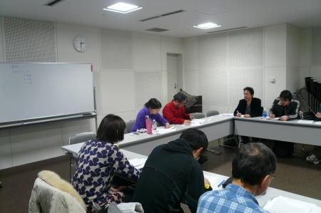 【写真は、劇評を書くセミナー第5回から(東京芸術劇場)。撮影=ワンダーランド 禁無断転載】