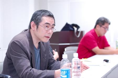 【写真は、劇評を書くセミナー 第3回から(東京芸術劇場)。撮影=ワンダーランド 禁無断転載】