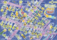 【「とくいの銀行 山口」ななつぼし商店街MAP】