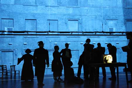 「巨匠とマルガリータ」公演写真1