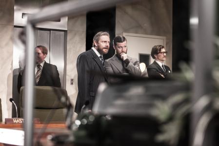 【写真は「リチャード三世」公演から 撮影=Marc  Brenner 提供=Trafalgar Transformed 禁無断転載】