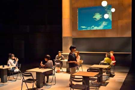 「現在地」公演の写真1