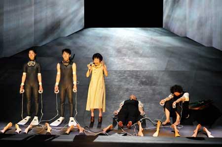 「光のない。」公演から