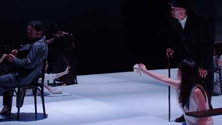 「かもめ」東京公演の舞台写真2