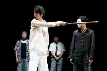 「奇ッ怪 其ノ弐』」公演の舞台写真1