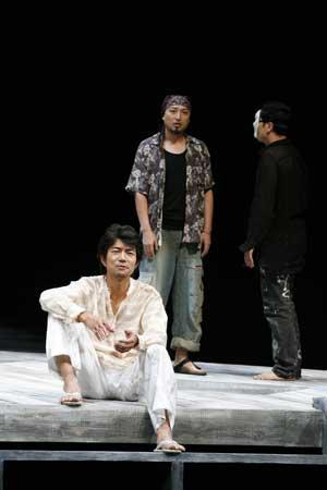 「奇ッ怪 其ノ弐』」公演の舞台写真2