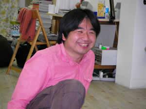 岸井大輔さん