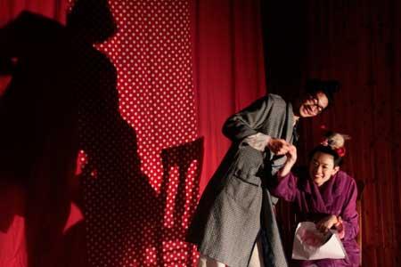 「バーニングスキン」公演の写真2