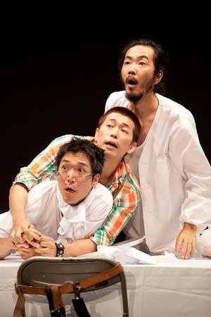 「エダニク」公演の写真2