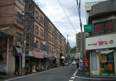 枝光本町商店街