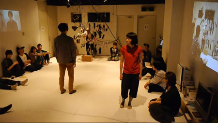 「モラトリアム」公演の写真2