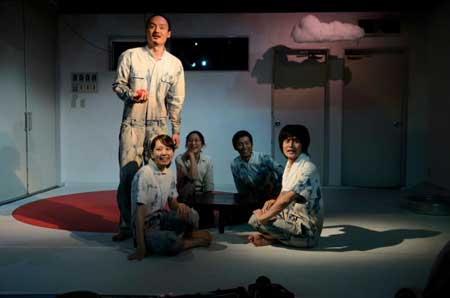 「職業◎寺山修司(1935~1983/1983~2012)」公演から