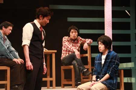 「ジレンマジレンマ」公演の写真3