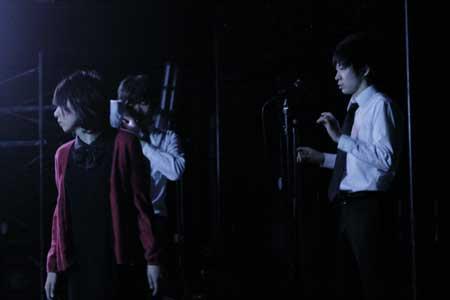「明日を落としても」公演の写真3