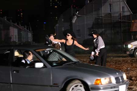 「無防備映画都市」公演の写真