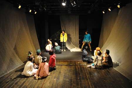 「ノマ」公演舞台写真4