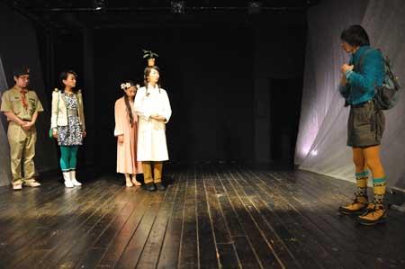「ノマ」公演舞台写真3