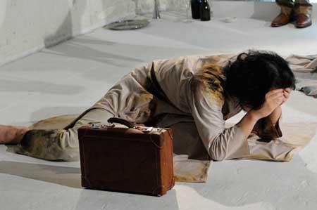 「構成・イプセン」公演の写真1
