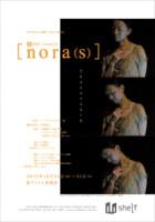 「nora(s)」公演チラシ