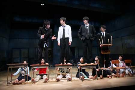 「テトラポット」公演の舞台写真2