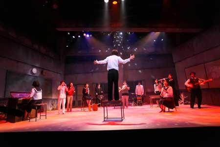 「テトラポット」公演の舞台写真4