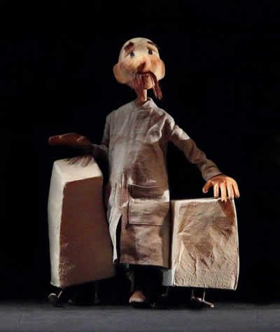 「箱とジョージさん」公演から